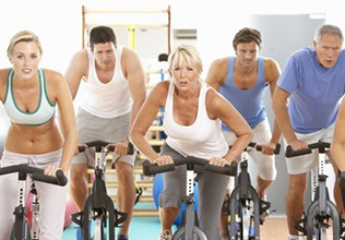Spinning Classes in Portland Maine   Body by John